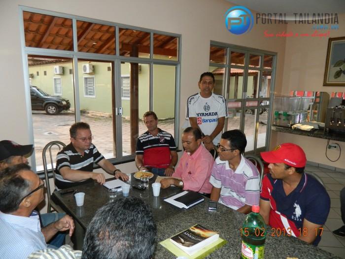 Visita Dep. Fed. Zequinha Marinho (1)