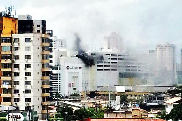 imagem-incendio-Boulevard Shopping-Belem-Portal-Tailandia