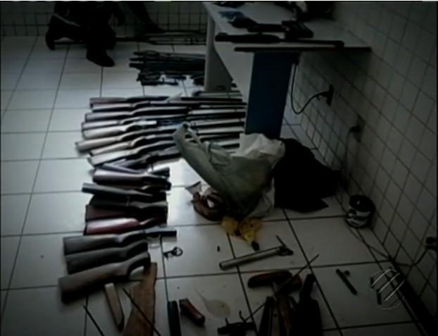 armas-caseiras-apreendidas-tucurui