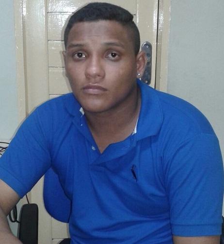 Elvis da Silva Lima preso acusado de tráfico