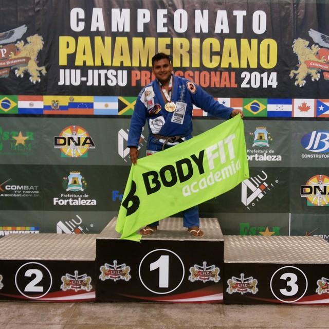 Moysés, campeão panamericano de jiu-jitsu 2014 (Foto: Instagram Moysés Rodrigues)