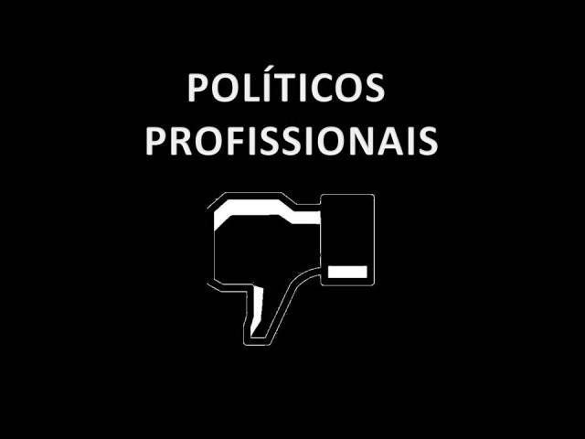 politicos-profissionais