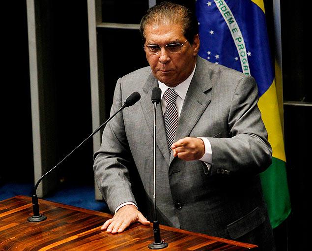 O senador Jader Barbalho (Foto: Reprodução)