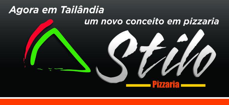 Stilo Pizzaria - um novo conceito em pizzaria em Tailândia