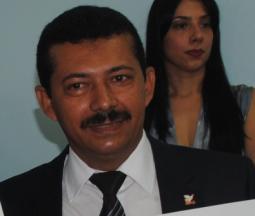 Prefeito de Vitória do Xingu, Erivando Oliveira Amaral (Foto: reprodução)