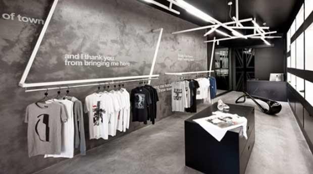 Lojas bonitas atraem mais clientes - e, claro, vendem mais (Foto: Reprodução)