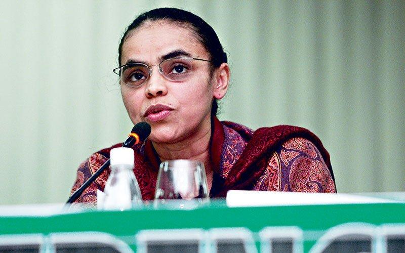 Marina Silva nasceu no estado do Acre e nas últimas eleições concorreu à presidência da república (Foto: Divulgação)
