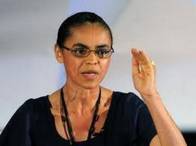 Ministra do Meio Ambiente, Marina Silva (Foto: reprodução)