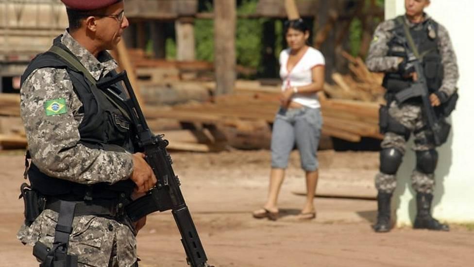 Deflagrada Operação Arco de Fogo em Tailândia (Foto: Paulo Santos/Reuters