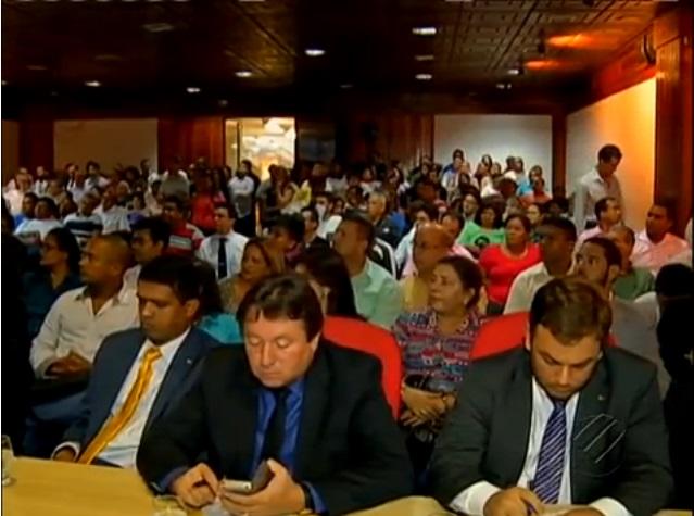 Uma audiência pública foi realizada nesta terça-feira (10) na Assembléia Legislativa do Pará (Alepa).