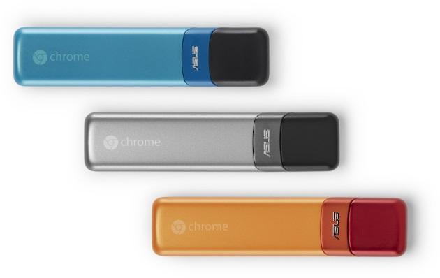 Chromebit, dispositivo que cabe no bolso, pode ser conectado a televisores
