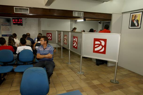 Segundo a polícia, a colocação de biombos nas agências bancárias tem inibido a ação de bandidos, já que módulos impedem a visualização dos clientes