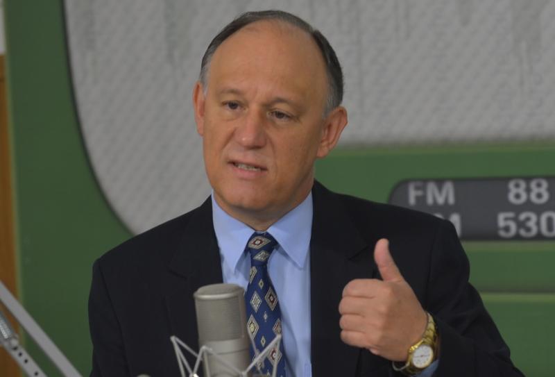 """""""Estamos aqui nos dando as mãos em defesa dessa causa e queremos, com isso, criar um processo de mobilização na sociedade brasileira"""", disse Vargas"""