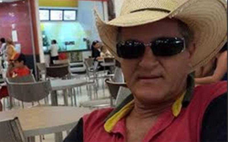 Mauro Carlos Venâncio Neto foi morto a tiros por dupla desconhecida em Novo Repartimento (Foto: Wellinton Hugles)