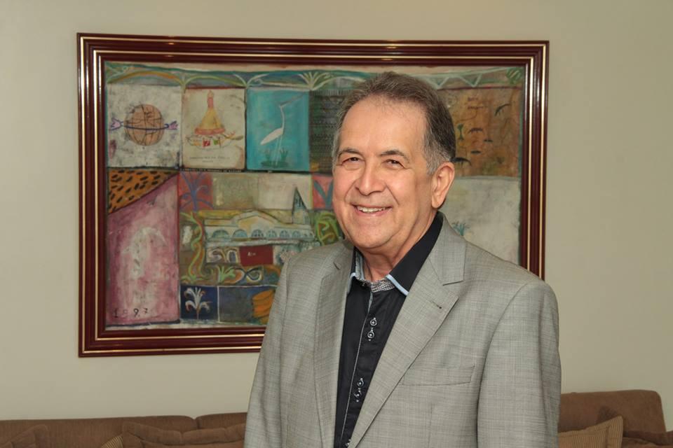 Presidente da Fecomércio-PA, Sebastião Campos (Foto: reprodução)