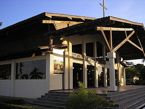 Igreja Católica Matriz de Tailândia-PA