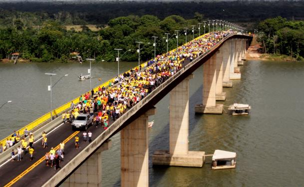 A obra é resultado do trabalho intenso do grupo de trabalho coordenado pelo Governo do Estado, que envolveu diversos órgãos (foto: Agência Pará)