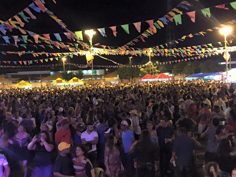 Provavelmente a mais antiga manifestação cultural de Tailândia, Festa dos Coroas (foto: Josenaldo Jr/Portal Tailândia)