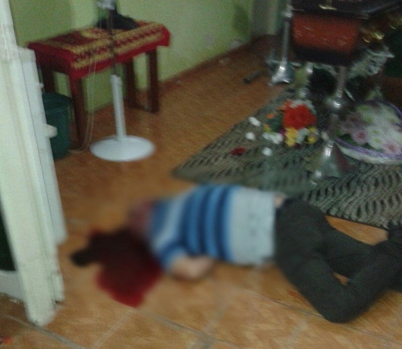 """Prefeito """"Russo"""" foi alvejado durante velório (foto: divulgação)"""