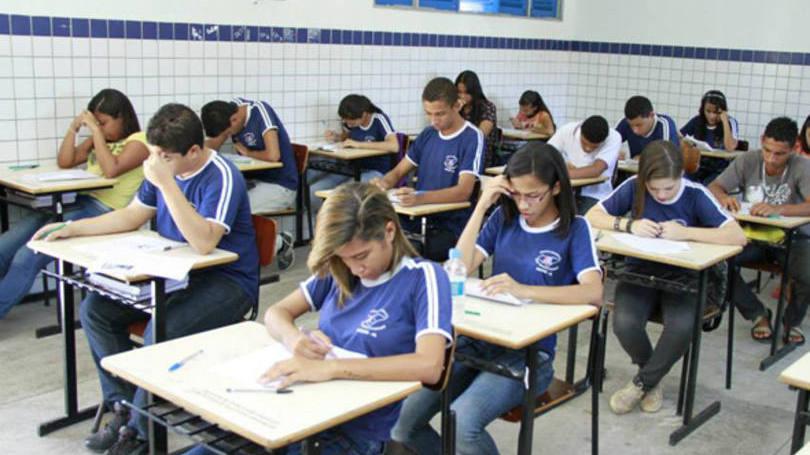 Escola: dos 64 países analisados, o Brasil ficou atrás apenas da Indonésia, que tem 1,7 milhão de estudantes com baixo desempenho (foto: divulgação)