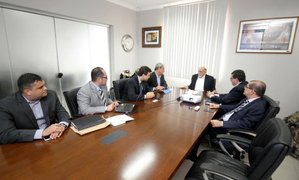 A empresa pretende montar uma estrutura hidroviária com saída da região sul do Pará, para a região norte do estado, com destino internacional (foto: Ag. Pará)
