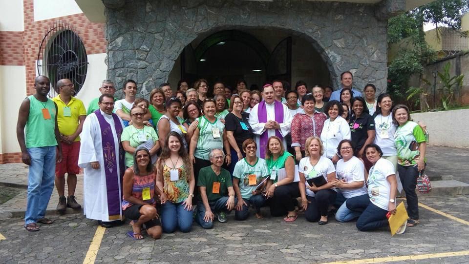 O primeiro Encontro Regional reuniu coordenadores de Minas Gerais e Rio de Janeiro